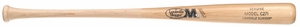 Louisville M9C271NC Maple Wood Baseball Bats C271 Natural