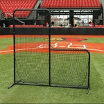 Louisville Practice Partner L-Frame Pitcher Screen SLVLFB