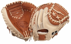 Louisville Pro Flare Catchers Mitt 32.5in CMCC