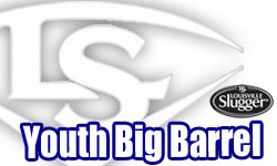 Louisville Senior League Big Barrel Bats