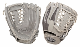 Louisville Slugger HD9 Hybrid Defense Baseball Fielding Glove Grey FGHD14-GY115