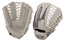 Louisville Slugger HD9 Hybrid Defense Baseball Fielding Glove Grey FGHD14-GY127