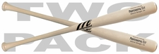 Marucci Whitewash Professional Cut Maple Wood Baseball Bat 2-pack