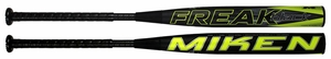 Miken Freak Black Fastpitch Bat FPFKBK-3 -10oz (2015)
