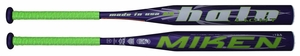 Miken Halo Light Fastpitch Bat LTHALO-3 -12.5oz (2015)