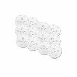 Wilson Perforated Plastic Practice Balls [ Golf Ball Size ] 12 Pack - Great for Hand-Eye Coordination