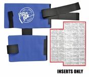 Pro Ice - PI 201 Ice Insert Set for Adult Shoulder/Elbow Cold Therapy Wrap PI 200
