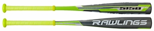 Rawlings 5150 Alloy Big Barrel Bat SL5R5 -5oz (2016)