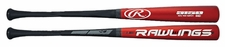 Rawlings 5150 Composite Pro Wood BBCOR Approved Baseball Bat -3oz WC5150 2015