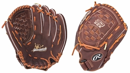 Rawlings Fastpitch Series 12.5 inch Softball Glove FP125