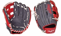 "Rawlings Gamer XLE Series 12.75"" Baseball Glove GXLE8GSW"