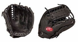 Rawlings GG Gamer Pro Taper Outfield Baseball Glove 12.25in G1225PT