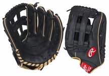 Rawlings GG Gamer XLE 12in Pro Taper Baseball Glove G120PTH (2016)