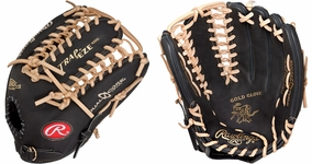 Rawlings Heart of the Hide Dual Core Outfield Glove 12.75in PRO601DCC