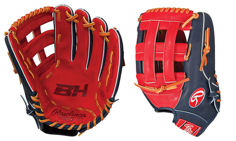 The Gallery For Gt Bryce Harper Gloves