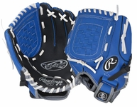 Rawlings Players 10.5in Youth T-Ball Glove PL105BRW