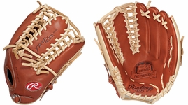 Rawlings Pro Preferred 12.75 inch Baseball Glove PROS27TBR Oil Stain in Palm