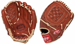 Rawlings Pro Preferred Infield/Outfield Glove 12in PROS20BR Oil Stain in Palm