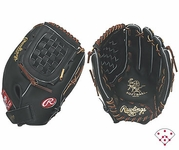Rawlings PRO130SB Heart of the Hide Slow Pitch Softball Glove