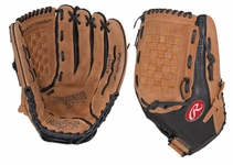 Rawlings Renegade Series Outfield Glove 14in R140WB (2015)