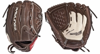 Rawlings REVO SOLID CORE 550 Series 12.5 inch Fast Pitch Softball Glove 5SC125D