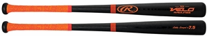Rawlings Velo Ash -7.5oz Youth Wood Baseball Bat Y62V