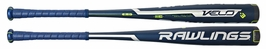 Rawlings Velo Balanced BBCOR Bat -3oz BBRV3 (2016)