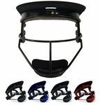 RIP-IT Defense Blackout Tech Protective Adult Fielding Facemask