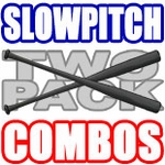 Slowpitch 2-Pack Combos