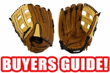 Softball Glove Buyer's Guide