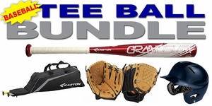 Tee-Ball Baseball Bundle Ages 4-6