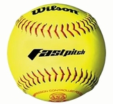 "Wilson 11"" Polycore Softball WTA9231BASA-LOW 1 dz"