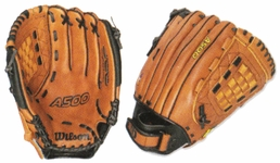 Wilson A500 Outfield Glove 12.5in A0500ZS125