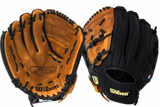 Wilson 12.5 in. Pro Select Leather Baseball / Softball Glove WTA2476