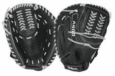 Wilson 33 in. A600 Fastpitch Catcher's Mitt WTA0600FPCM
