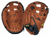 Wilson A0502 CMFP Fastpitch Softball Catcher's Mitt 31in