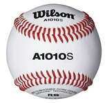 Wilson A1010S Official High School Leather Blem Baseballs 1DZ