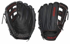 Wilson A2000 SuperSkin Infield/Outfield Glove 12in WTA20RB15DW5SS (2015)