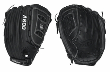 Wilson A600 BB125 Outfield Glove 12.5in WTA0600BB125XX
