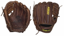 Wilson A800 Game Ready SoftFit Infield Glove 11in WTA08RB1511PF 2015