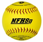 Wilson Lightning Leather 12in NFHS Softball WTALL12YNB 1dz