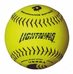 Wilson Lightning SYN 12in Yellow USSSA Softball WTALS 12YUM-B 1dz