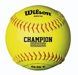 Wilson NFHS 12in Cork Softball WTA9016BSST 1dz