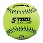 Worth Pro-Style Reactball 12in Softball