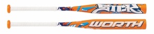 Worth SICK 454 Fastpitch Bat -12oz FPSK12