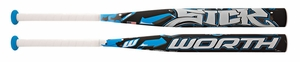 Worth SICK 454 Fastpitch Bat -9oz FPSIC9