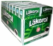 "24 Boxes Herb-Menthol ""Original"" Lakerol"