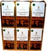 6-Pack Arvid Nordquist Classic MEDIUM Roast Ground Coffee