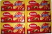 6-Pack DAIM LARGE 200g Size BARS Marabou