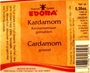 Cardamom Ground  Edora